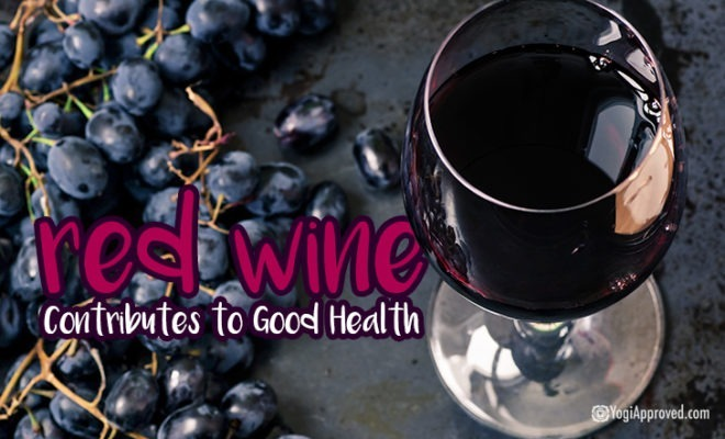 Redwine Good Healthd Image