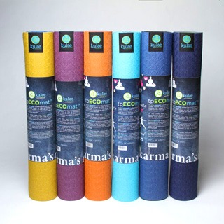 hot-seeling original discover latest trends forefront of the times Review of Kulae's Eco-Friendly Yoga Mats