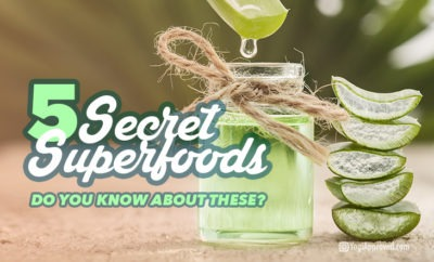 5 secret superfoods featured image