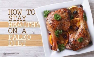 Paleo diet stay healthy featured image