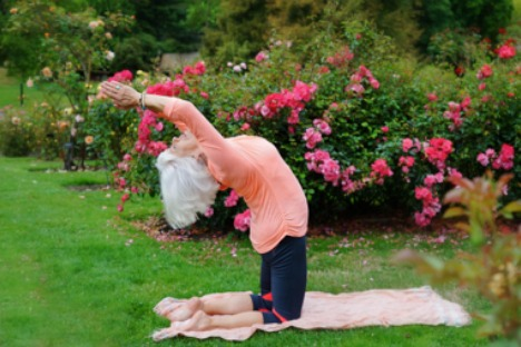 practice these 5 yoga poses for better sleep
