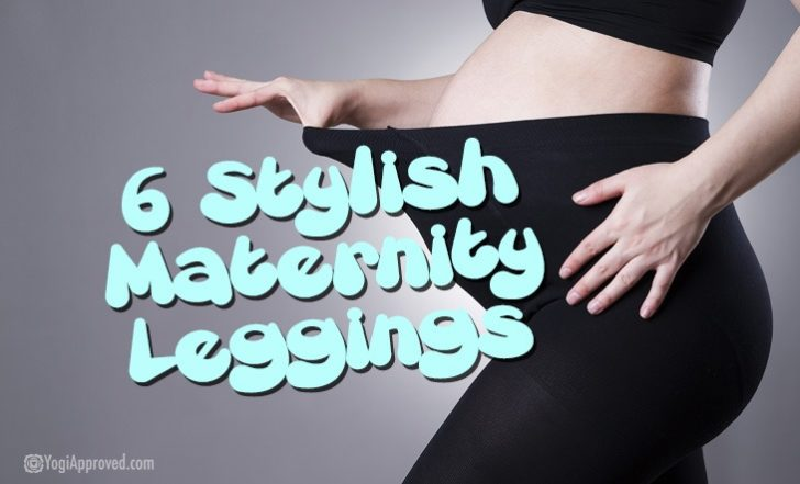 6 Comfy and Stylish Maternity Leggings for Rockin' That Baby Bump