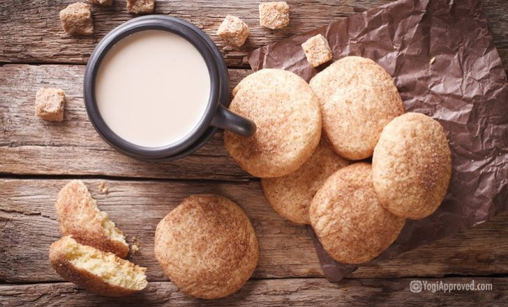 Unbelievably Soft + Chewy Gluten-Free Snickerdoodle Cookie Recipe
