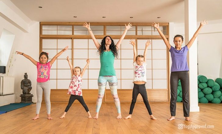 7 Simple And Effective Pieces of Advice for Teaching Yoga to Kids