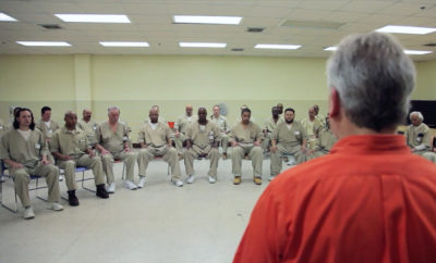 How Meditation Is Helping Inmates Get Out of Prison Feature