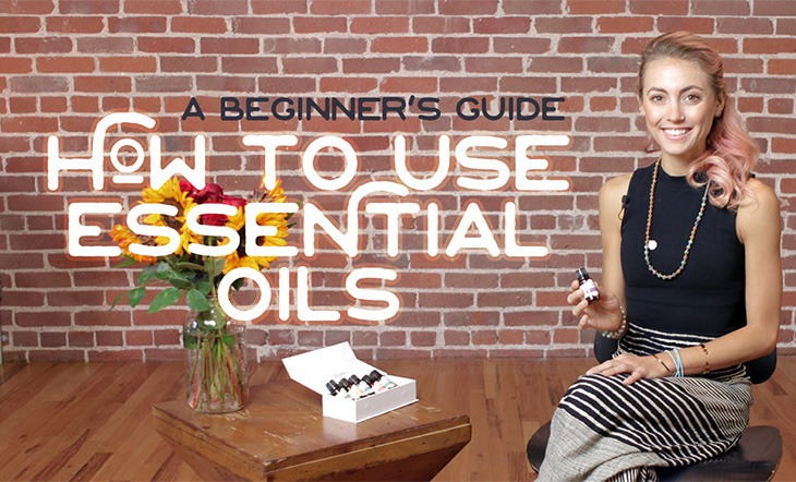 How to Use Essential Oils – A Beginner's Guide (Video)