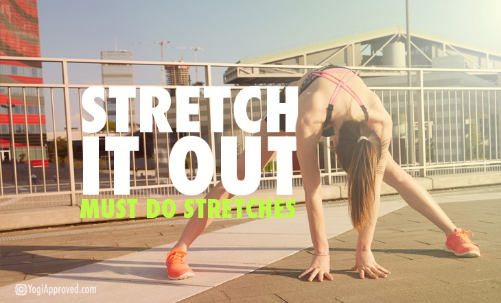 Stretches Yogis + Athletes Should ALWAYS Incorporate