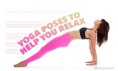 yoga poses to help you relax