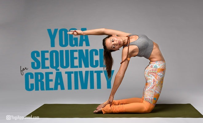 Yoga Sequence For Creativity