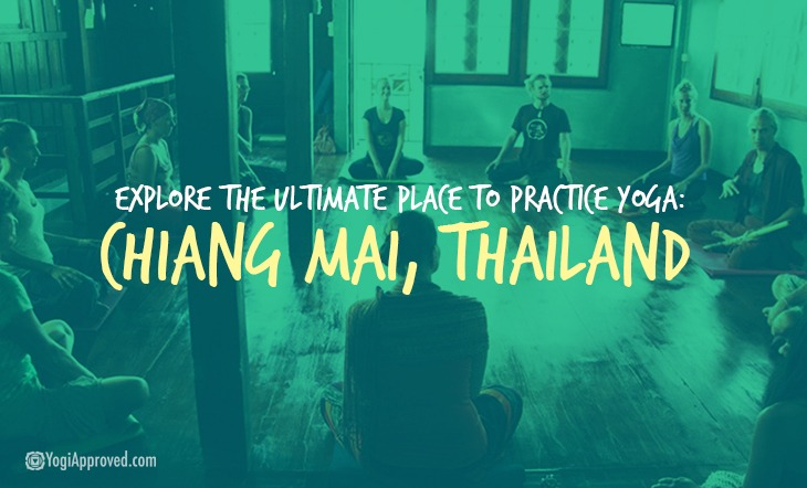 The Best Yoga Studios in Chiang Mai, Thailand
