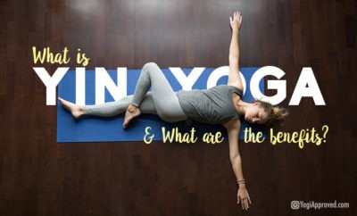 Yin yoga featured image