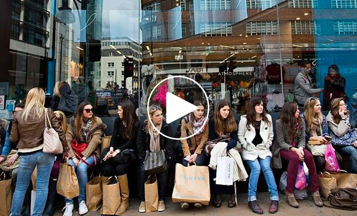 The Fast Fashion Faux Pas and Why You're Better Off Naked (Video)