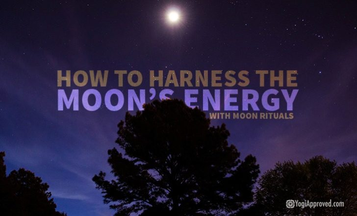 Harness the Moon's Potent Energy With These Moon Rituals