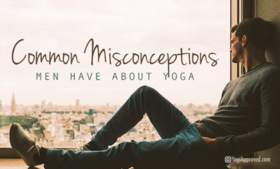 misconceptions maleYoga featured image