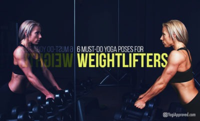 weightlifters yoga featured image