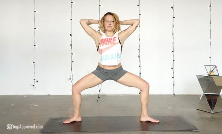 Boost Your Metabolism with This Vinyasa Yoga Sequence
