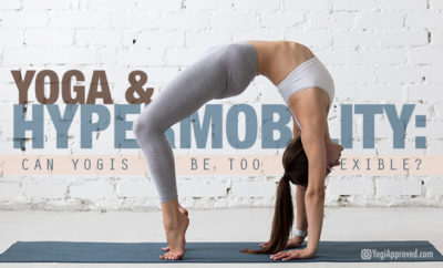 yoga hypermobility featured image