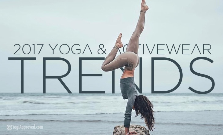 13 Yoga and Activewear Trends To Watch in 2017