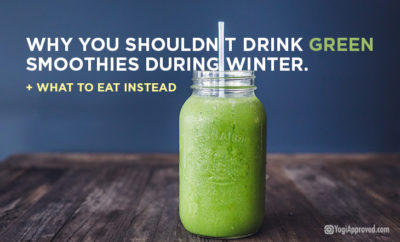 DONTdrink greensmoothies winter featured image