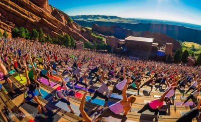 places in the us for yogis