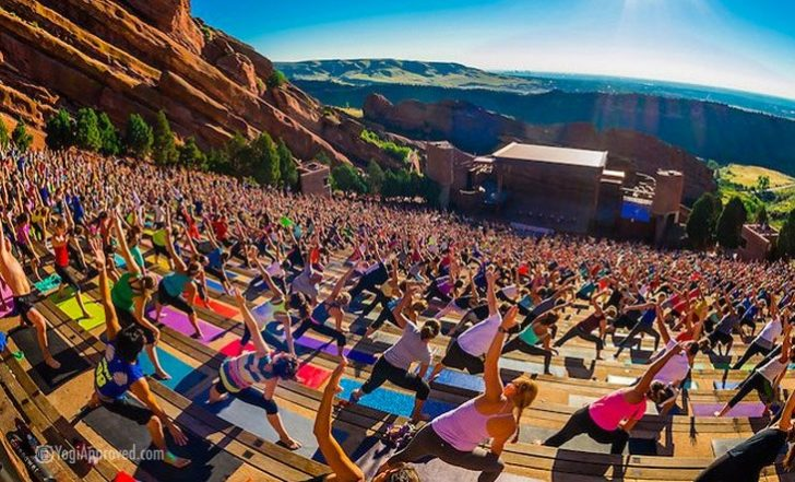 10 Places in the U.S. Every Yogi Should Visit Before They Die