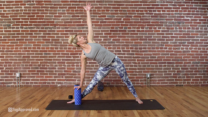 triangle-pose-roller