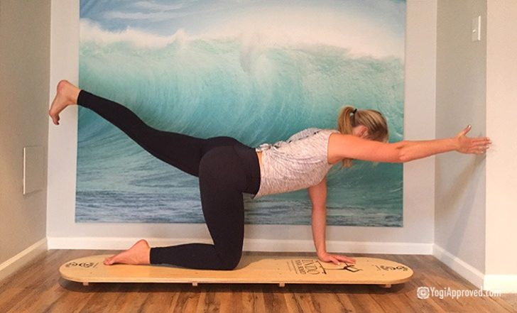 5 SUP Yoga Poses You Can Practice On Dry-Land