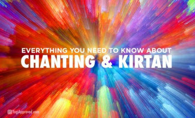 chanting kirtan featured image