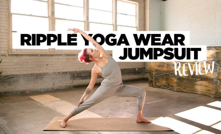 Review of Ripple Yoga Wear's One Piece Jumpsuit – We Likey!
