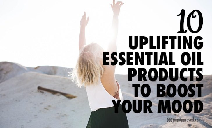 10 Uplifting Essential Oil Products to Boost Your Mood
