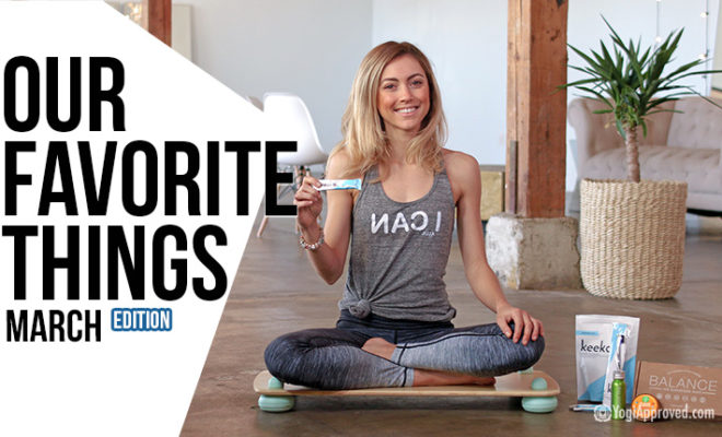 Our-favorite-things-March