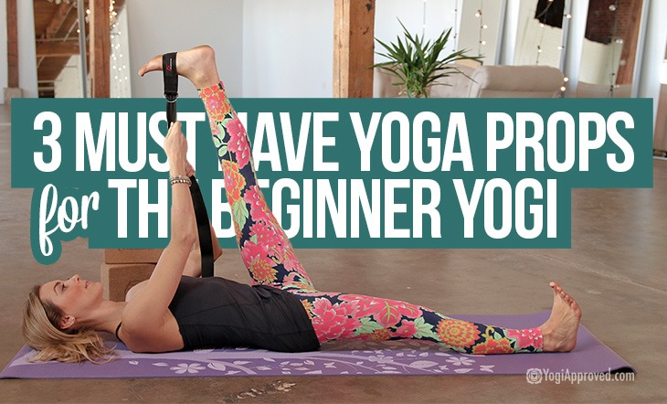 3 Yoga Products Every Beginner Yogi Needs to Start a Practice (Video)