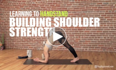 building shoulder strength video