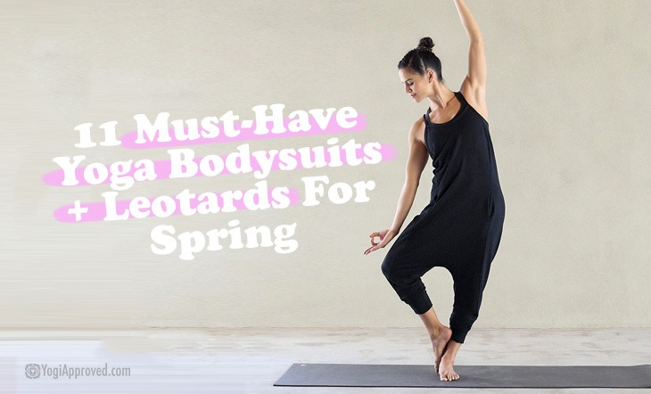 5b3c748c74 11 Must-Have Yoga Bodysuits + Leotards For Spring | YogiApproved