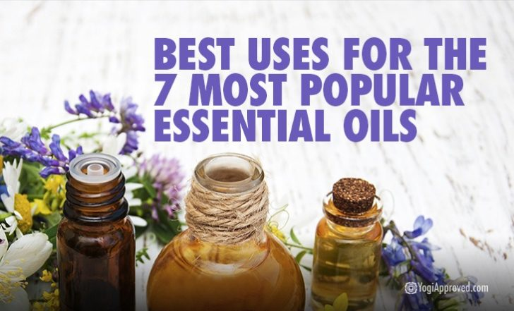 Best Uses For the 7 Most Popular Essential Oils