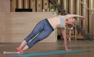 yoga poses for upper body tone and strength