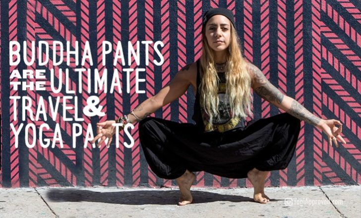 Why Buddha Pants Are the Ultimate Travel and Yoga Pants