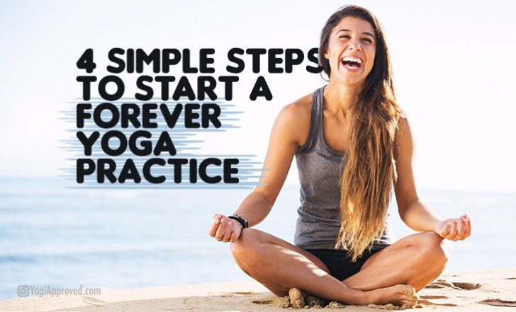 Beginner Yoga: 4 Simple Steps to Start Your Journey