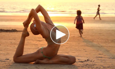 beautiful yoga videos