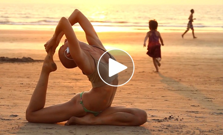 1 Hour Total Body Yoga Workout (For Weight Loss