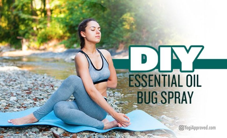 Easy-to-Make DIY Essential Oil Bug Spray