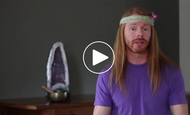 JP Sears Talks Cliché Yoga Accessories with Yoga Journal (Funny Video)