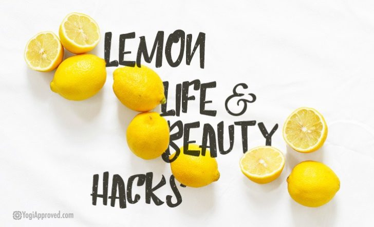 Use a Lemon For These Household, Cooking, and Beauty Hacks