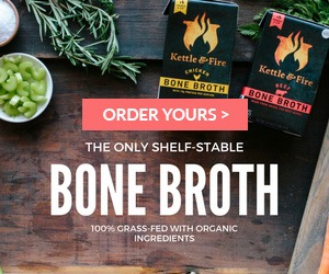 Ketle and Fire Bone Broth