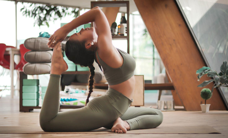 Flip Your Grip and Master King Pigeon Pose With These 8 Prep Poses