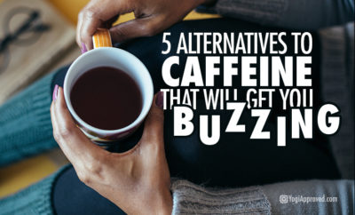alternatives caffeine buzzing featured