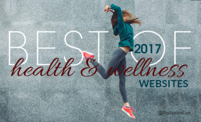 best health and wellness websites