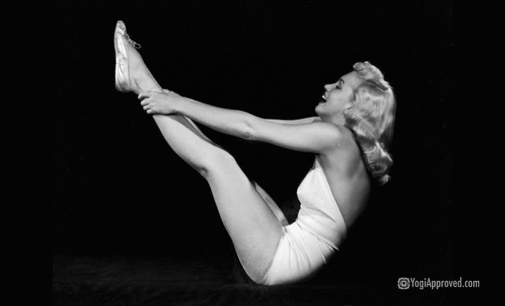 7 Classic Yoga Babes Who Brought Us Modern Yoga