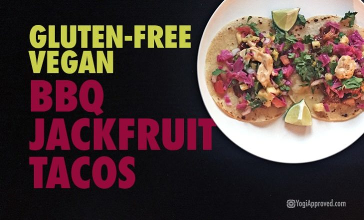 Gluten-Free, Vegan BBQ Jackfruit Tacos to Spice Up Your Summer (Recipe)