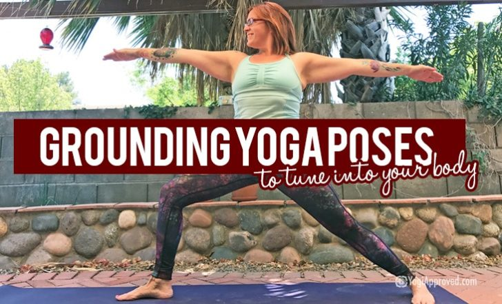 Tune into Your Body with These 9 Grounding Yoga Poses